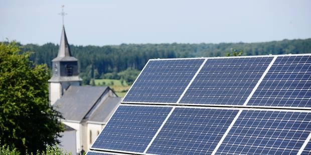 La taxe photovoltaïque recalée - La Libre