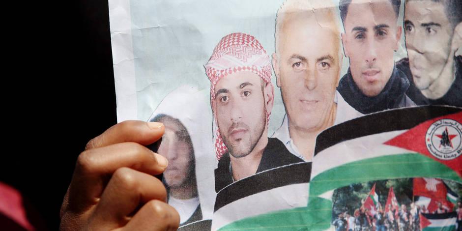 L'enjeu tactique des prisonniers palestiniens - La Libre