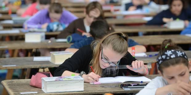 """Fin de cours à 17h : """"Davantage de pression pour les élèves"""" - La Libre"""