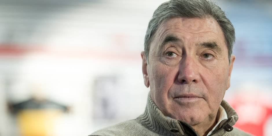 """Eddy Merckx: """"Les Belges ne sont pas assez bons sur les courses par étapes"""" - La Libre"""