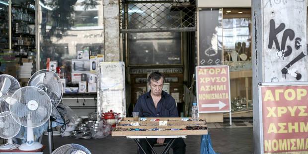 La Grèce aura besoin de 36 milliards supplémentaires des Européens, selon le FMI - La Libre