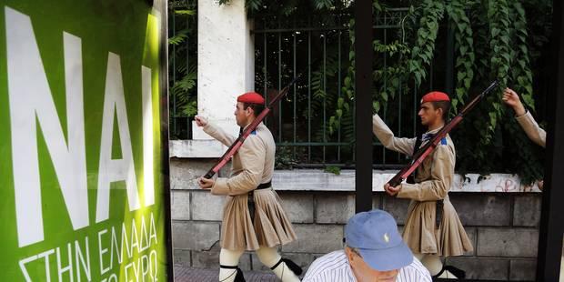 Tsipras y est et veut y rester - La Libre