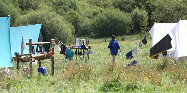 Intoxication dans un camp scout de Vielsalm - La Libre