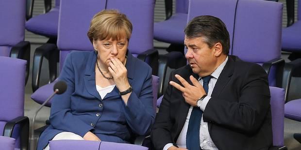 """Sigmar Gabriel, ministre allemand de l'Economie: """"Tsipras a coupé les derniers ponts entre la Grèce et l'Europe"""" - La Li..."""