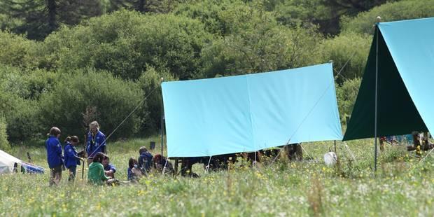 Dix scouts à nouveau intoxiqués - La Libre
