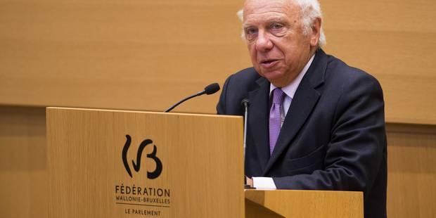 """Parlement FWB: """"Vous mentez"""", dit Marcourt à Brotchi, le MR quitte la séance - La Libre"""