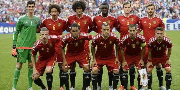 Classement FIFA: les Diables, en recul, cèdent leur 2e place - La Libre