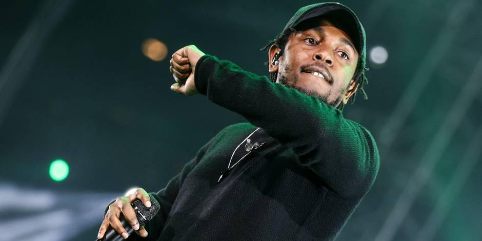 Les Ardentes : Kendrick Lamar, rappeur activiste