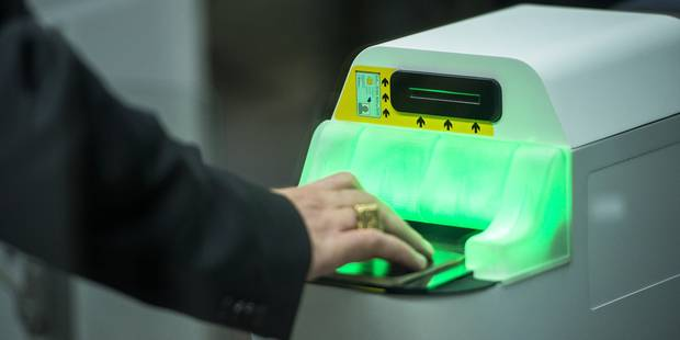 Lancement du contrôle automatisé à Brussels Airport - La Libre