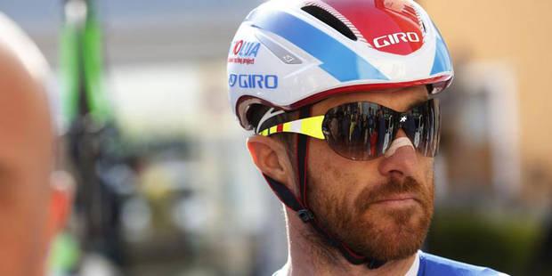 Luca Paolini contrôlé positif au Tour de France - La Libre