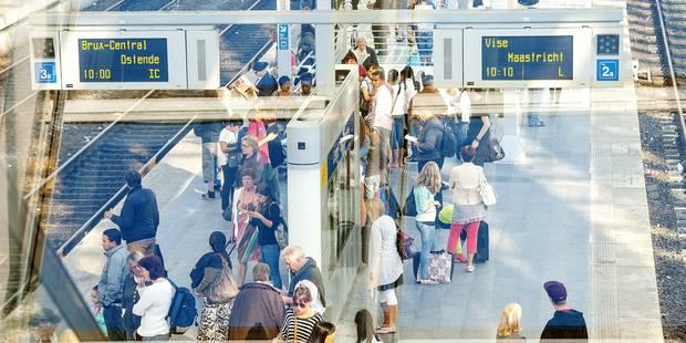 L'avenir du rail selon Jacqueline Galant - La Libre