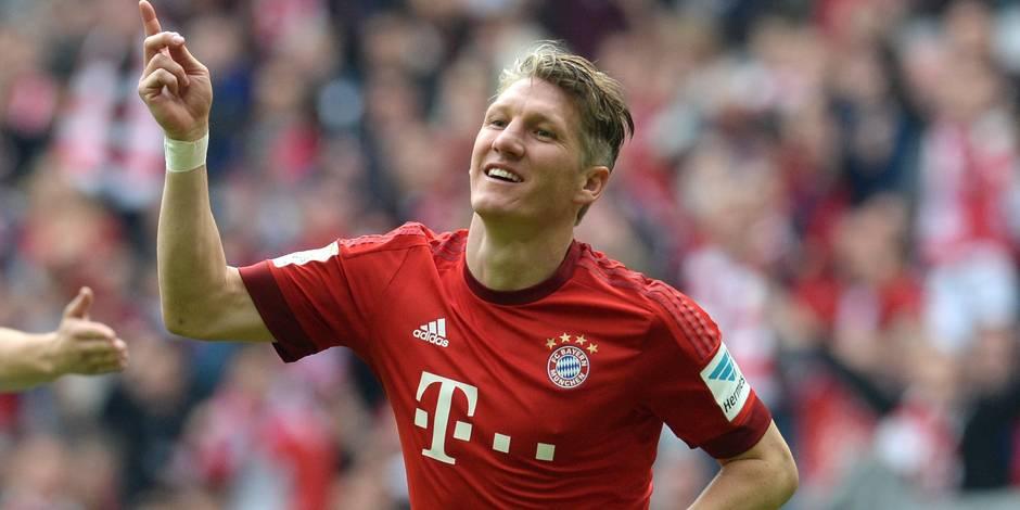 Transfert: Le Bayern annonce le départ de Schweinsteiger pour Manchester United