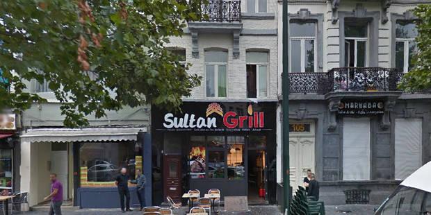 Bruxelles: un restaurant et des appartements évacués après un feu de cheminée - La Libre
