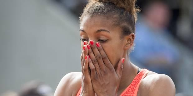 Euro espoirs d'athlétisme: Nafissatou Thiam décroche la médaille d'argent - La Libre