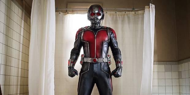 """""""Ant-Man"""" : Chérie, j'ai rétréci le super-héros - La Libre"""