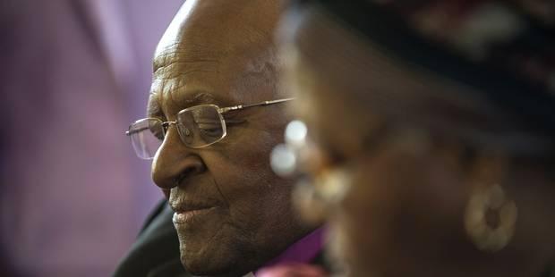 Afrique du Sud: Desmond Tutu hospitalisé - La Libre