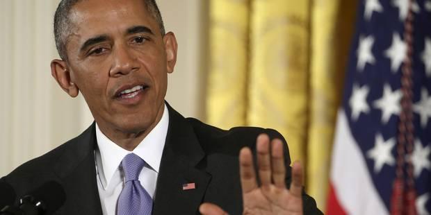 Obama: l'Iran a un rôle à jouer dans la quête d'une solution en Syrie - La Libre