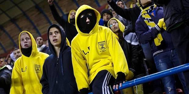 """""""La Familia"""", les hooligans racistes du Beitar Jérusalem - La Libre"""