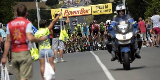 2b5aea4b95b32 Tour de France: Comment font les coureurs pour ingurgiter 8.000 ...
