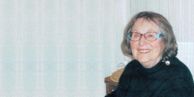 Le dernier combat de Nelly Klein, résistance de 91 ans oubliée par la Belgique - La Libre