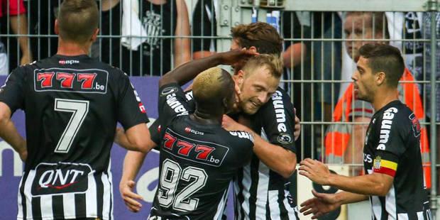 Charleroi quasiment qualifié après une belle victoire sur le Beitar Jerusalem (5-1) - La Libre