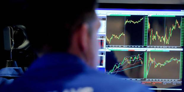 Wall Street repart à la hausse et bat un nouveau record - La Libre
