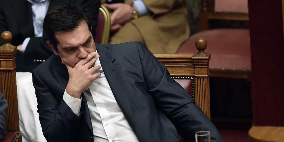 Tsipras critique les dissidents de Syriza sans évoquer de sanctions