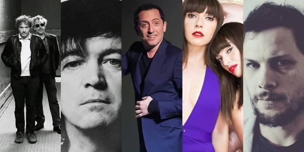 Cinq concerts à voir aux Francofolies - La Libre