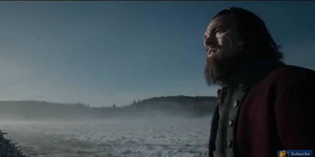 Des décors majestueux, un DiCaprio halluciné: voici la BA du dernier Iñarritu (VIDEO) - La Libre