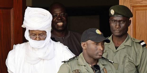 Hissène Habré devant ses juges - La Libre