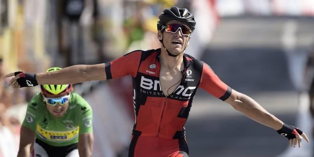 Tour de France: Greg Van Avermaet quitte le Tour - La Libre