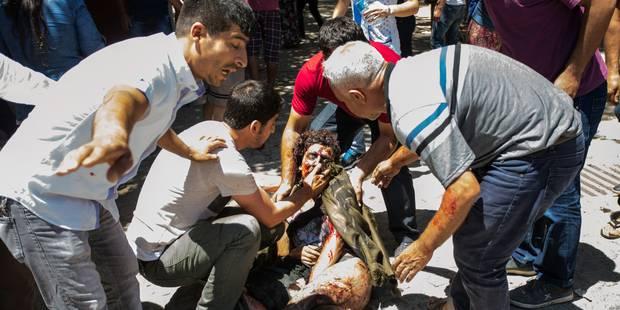 Attentat suicide en Turquie: au moins 30 morts - La Libre