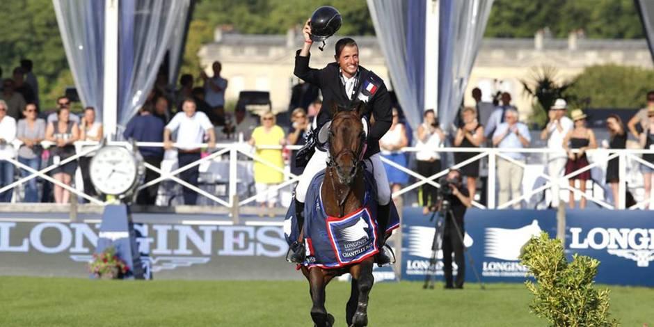 Equitation: deux grosses performances belges - La Libre