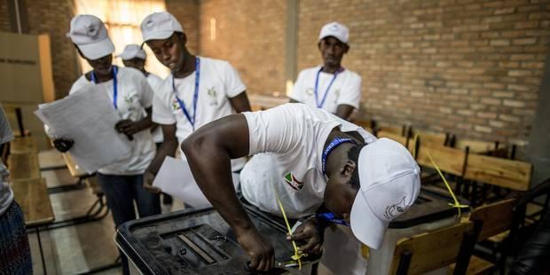 Burundi: Faible participation et critiques internationales pour un scrutin sous tension - La Libre