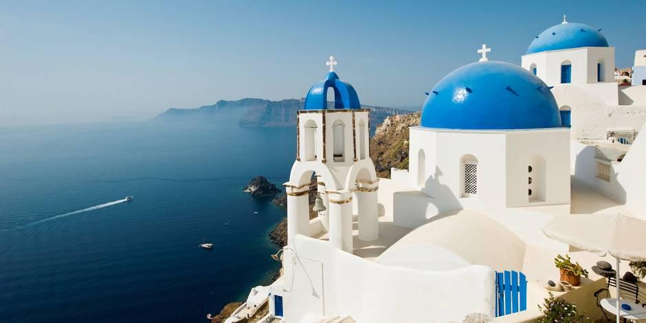 La Grèce, une destination sacrée
