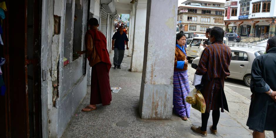 Bhoutan : Etudier, c'est bien. Travailler, c'est mieux