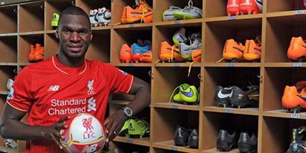 Benteke à Liverpool, c'est officiel! - La Libre