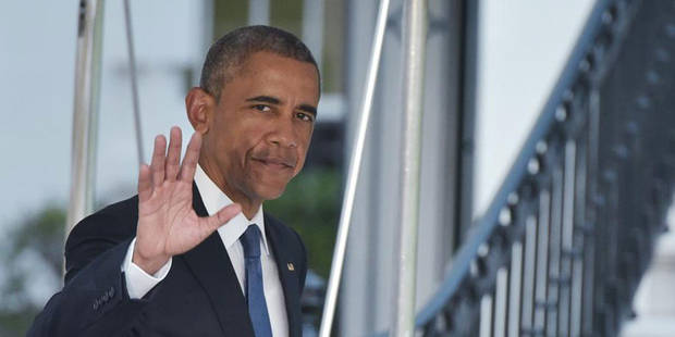 Barack Obama est arrivé au Kenya - La Libre