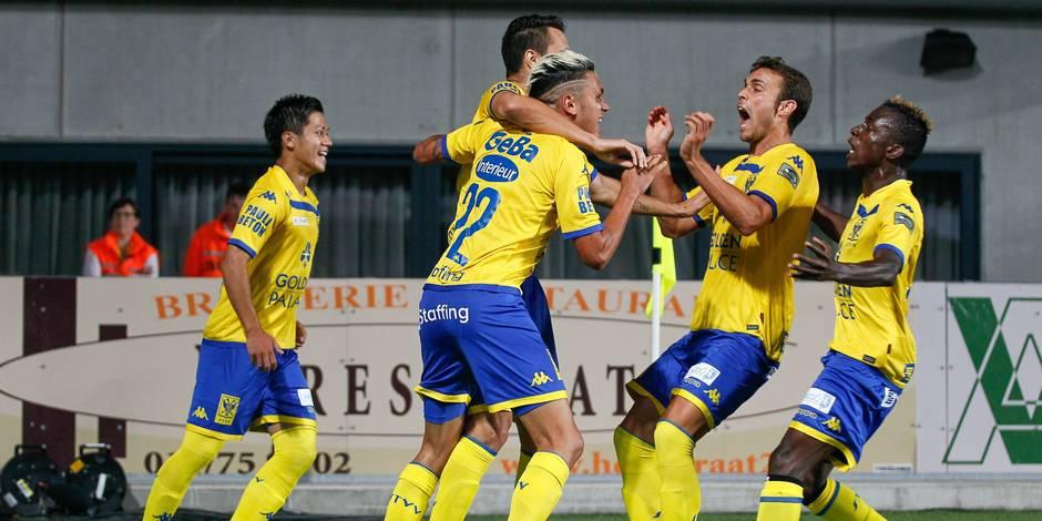 Bruges surpris par un Saint-Trond de gala (2-1)