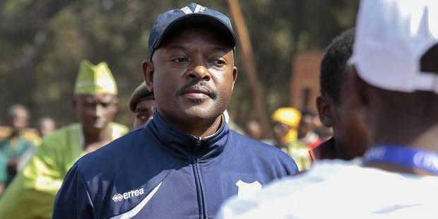 Burundi: le principal opposant ne reconnaît pas les résultats et veut de nouvelles élections - La Libre