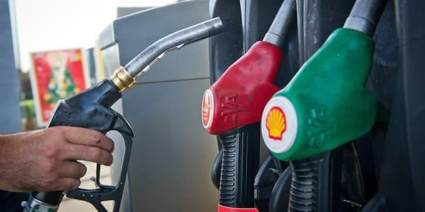 La hausse des accises sur le diesel coûtera 100 euros en plus par an aux utilisateurs - La Libre
