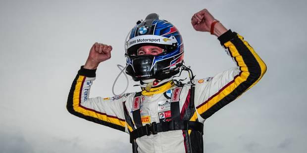 24 Heures de Spa: l'équipe BMW Marc VDS émerge d'une course perturbée - La Libre