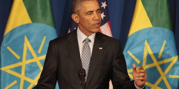 Barack Obama critique le ton de la campagne présidentielle aux Etats-Unis - La Libre