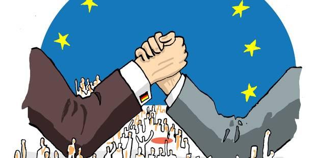 """""""L'ordolibéralisme allemand à côté de la plaque"""" - La Libre"""
