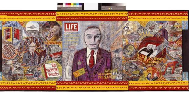 L'art brut en questions - La Libre