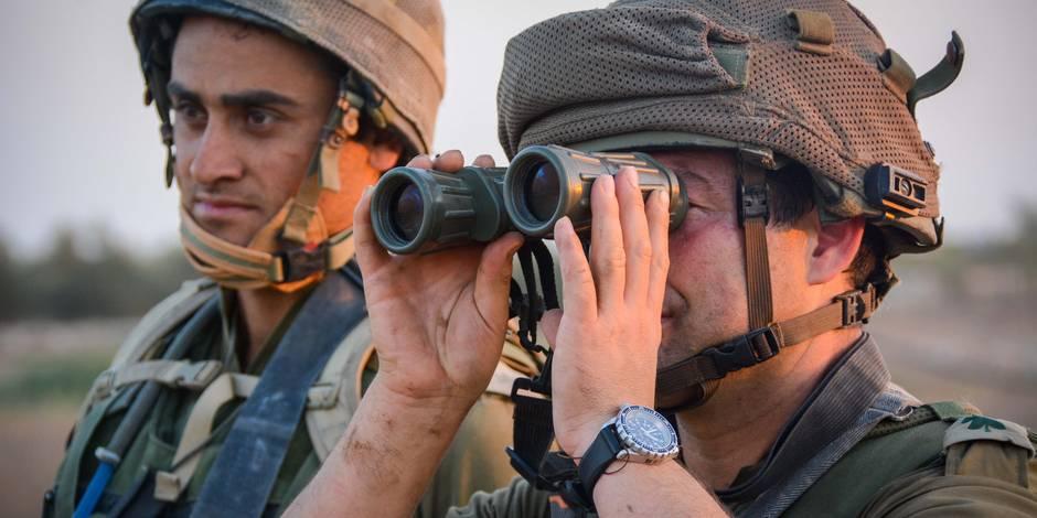 Israël pourrait mener des attaques militaires dans le Sinaï