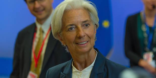 Le FMI ne participera pas au plan d'aide à la Grèce dans l'immédiat - La Libre