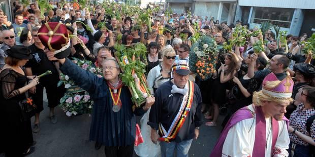 15 août à Liège: le folklore de retour - La Libre