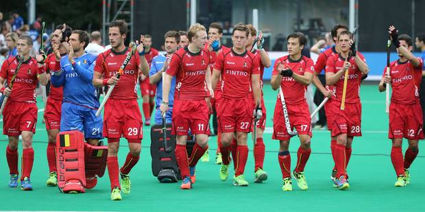 Ergo Masters hockey: la Belgique domine l'Espagne 4-2 - La Libre
