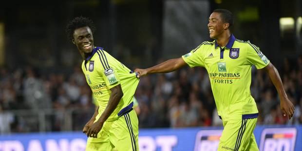 Anderlecht s'impose après un match mitigé à Louvain - La Libre
